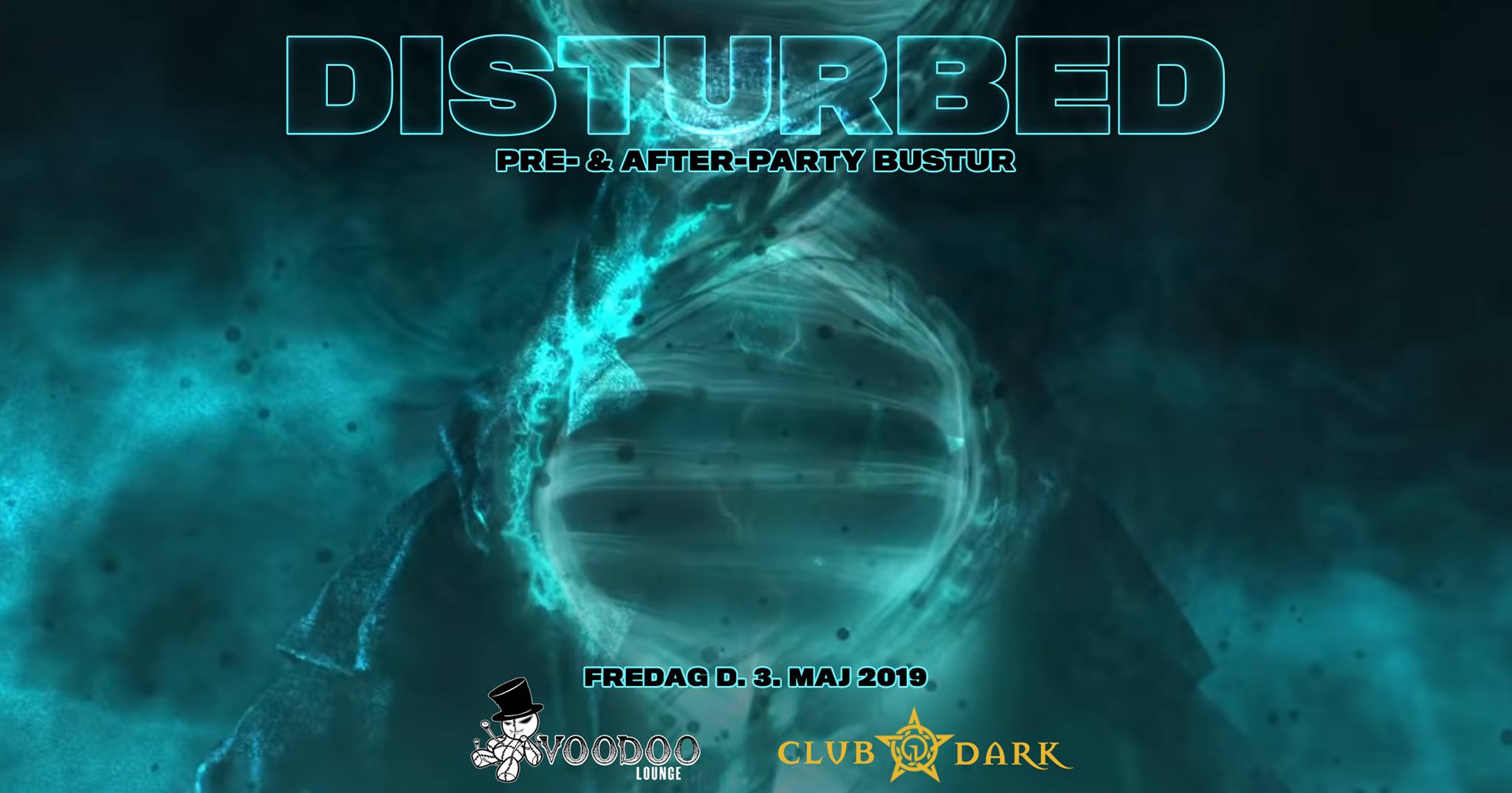 Disturbed pre- and after-party