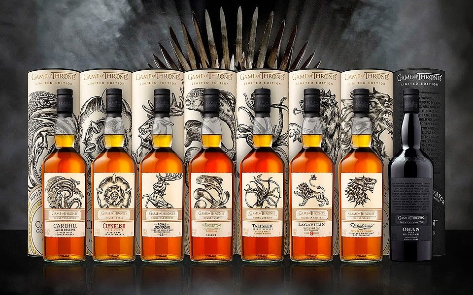 Game of Thrones Whisky Tasting part 2!