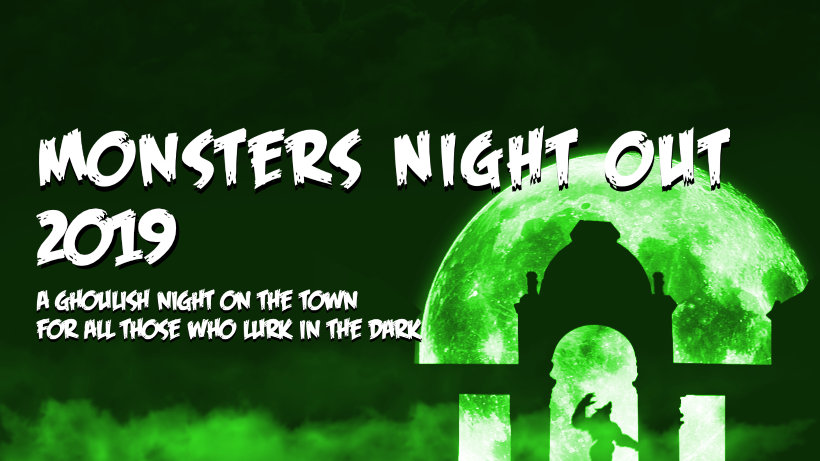 Monsters Night Out 2019